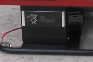 Генератор Fogo FV 11001E
