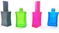 Пробники и флаконы для парфюмерии 1 мл 1.5 мл 2 мл 3 мл - фото Флакон цветное стекло Дали 35 мл.