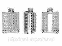 Пробники и флаконы для парфюмерии 1 мл 1.5 мл 2 мл 3 мл - фото Флакон Кристал 80 мл.