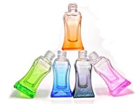 Пробники и флаконы для парфюмерии 1 мл 1.5 мл 2 мл 3 мл - фото Флакон Беллини 20 мл цветное стекло металлический спрей