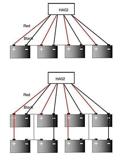 Балансир для аккумуляторов  HA02-4-12 для 2-3-4 шт. 12В в системе  24/36/48В - фото pic_d2921ebf1a8fe63114e9fc69ce9b5c8b_1920x9000_1.jpg