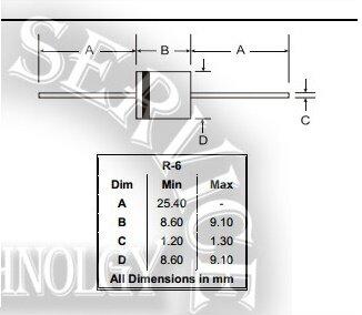 Разделительные диоды Шоттки  6A 1000V SZYTF 6A10 - фото pic_34304dc6cce9e783ab575a0740ef2569_1920x9000_1.jpg
