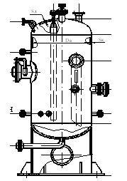 Вертикальные цилиндрические емкостные аппараты для жидких сред (ВЦЖ) - фото Емкостное оборудование вертикальное