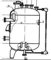Вертикальное емкостное оборудование