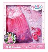 Платье для baby born беби борн Deluxe Сказочная Принцесса - фото pic_64109f8725a2230_700x3000_1.jpg