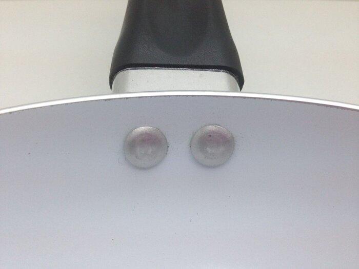 Сковорода с керамическим покрытием 26 см (сковорода з керамічним покриттям) - фото 2