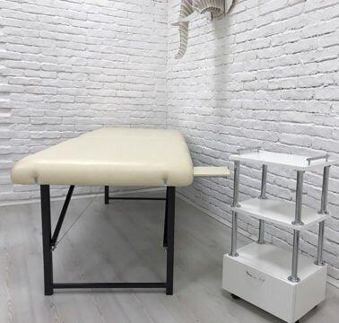 Кушетка складная массажно-косметологическая «Lash Star» (масажний косметологічний стіл складний) - фото pic_6385072b99e1377_700x3000_1.jpg