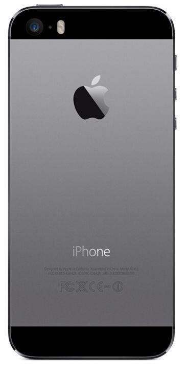 IPhone 5s 16GB (Space Gray) Refurbished - фото 2