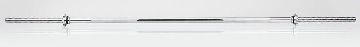Штанга 100 кг прямая фиксированная + Гантели 2*26 кг разборные (комплект пряма штанга + гантелі розбірні) - фото 4