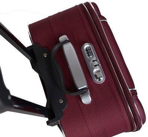 Дорожный чемодан на колесах Deli 901, набор 3 штуки - фото pic_33f4c567bb98b2d_700x3000_1.jpg
