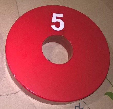 Олимпийский блин для штанги и гантелей 5 кг (олімпійський млинець диск утяжелитель) - фото pic_cd8078045f8ae67_1920x9000_1.jpg