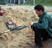Муфта кабельная соединительная Стп 10/70-120 - фото муфта Стп