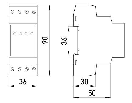 Реле контроля напряжения трехфазное нерегулируемое e. control. v03 - фото pic_7795ffb84fbbb5a6d045857ec1b1cc6a_1920x9000_1.jpg