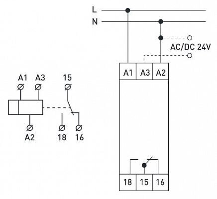 Реле временного включения (0,3-30 сек) при подаче напряжения e. control. t16 - фото pic_a63d0ce07b32c2a7131dc75ce0029720_1920x9000_1.jpg