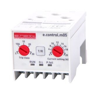 Реле защиты двигателя e. control. m05, 4-20А - фото pic_f1c7ceb8cf36cbd7c93bd911e7063135_1920x9000_1.jpg