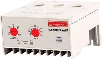 Реле защиты двигателя e. control. m01, 12-60А - фото pic_8b89ac7b2ff6d3f0b365d6018876c044_1920x9000_1.jpg
