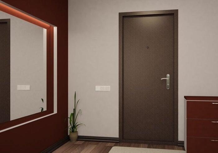 двери , купить металлические двери