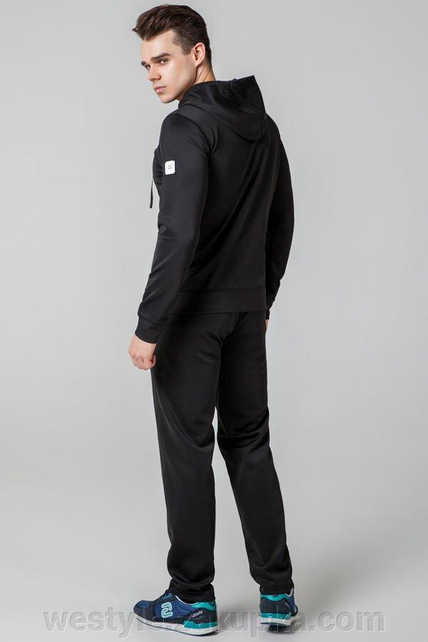 Спортивный костюм с капюшоном Kiro Tokao - 439F темно-синий-красный - фото pic_dccbd95ea95b05e_1920x9000_1.jpg