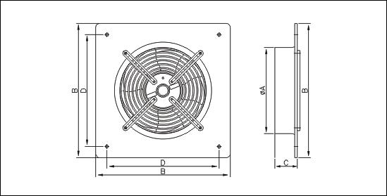 Осевой Вентилятор в квадратной раме модель 450-B - фото pic_d308a34b861ecb52f51c6cfa778be5a5_1920x9000_1.png