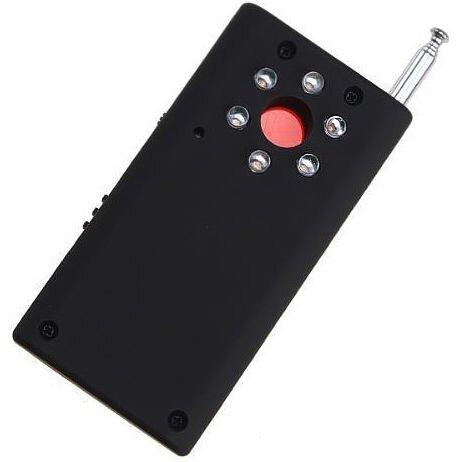 Детектор жучков и скрытого видеонаблюдения с аккумулятором и сетевым адаптером арт. VT-17 - фото pic_bd25869ea32cb16_1920x9000_1.jpg