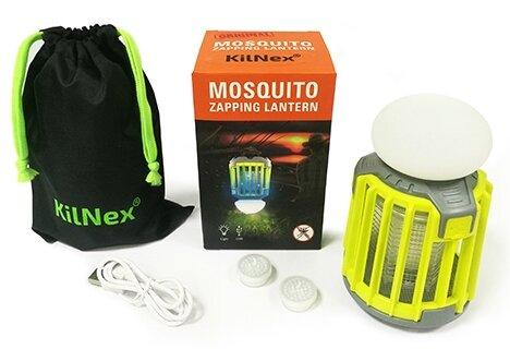 Фонарь-уничтожитель комаров повышенной мощности 2 в 1 KILNEX attractant USB 2000 mAh с 2-мя приманками - фото pic_7e597127388de5a25a0cc68fc08ea67c_1920x9000_1.jpg