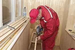 Монтажная рейка для обшивки, фото Осокорки