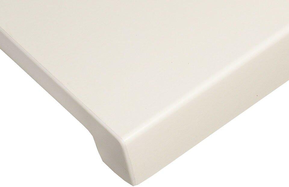 Подоконник белый Werzalit цвет exclusiv 001 - фото Верзалит белый 001 купить Киев, фото магазин Okna-shop 2020