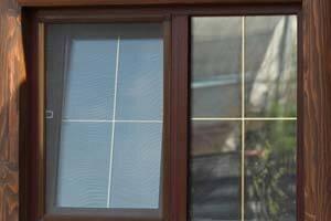 Москитные сетки на окна от компании Окна Комфорт