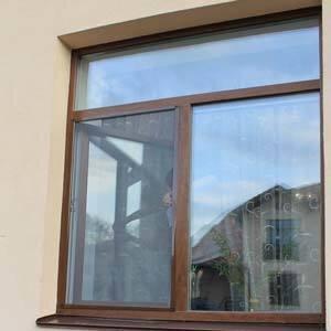 Москитные сетки для пластиковых окон на Оболони - фото Москитная сетка на Оболони