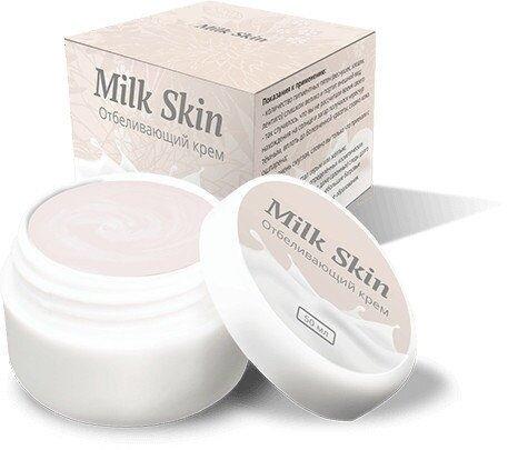 Милк Скин Отбеливающий крем для лица и тела MilkSkin - фото MilkSkin купить