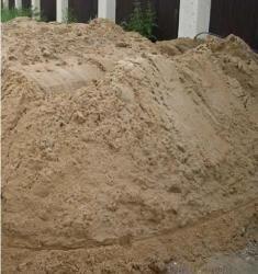 Продажа песка речного, песка карьерного, грунт с доставкой - фото pic_fd3320eae5d313a_700x3000_1.jpg