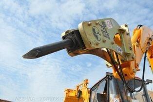 Аренда гидромолота - колесного экскаватора - фото 2
