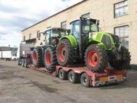 Перевозка негабаритных грузов по территории Украины - фото 3