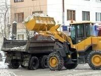 Снегоуборка - Трактор погрузчик для уборки снега - фото 2