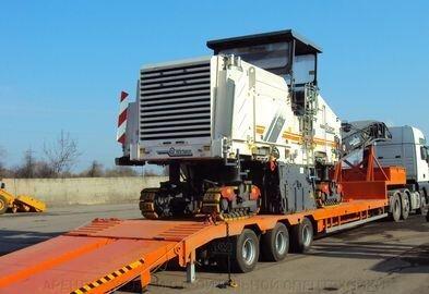 Перевозка негабаритных грузов по территории Украины - фото 4