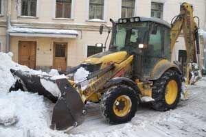 Послуги з прибирання снігу в Києві - фото 2
