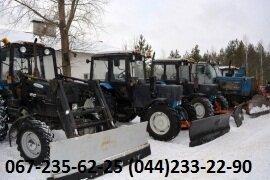 Прибирання снігу Київ Київська область - фото pic_f76aa3c88f4e71f9a114bc4230e7975f_1920x9000_1.jpg