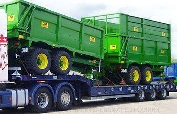 Перевозка негабаритных грузов - фото 1
