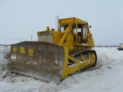 Аренда бульдозера Komatsu D-355 (тяжелый бульдозер 52 тонн) - фото 1