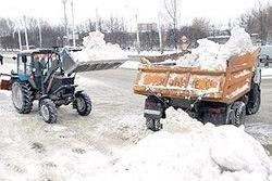 Послуги чищення, прибирання,  вивезення снігу в Києві - фото 5