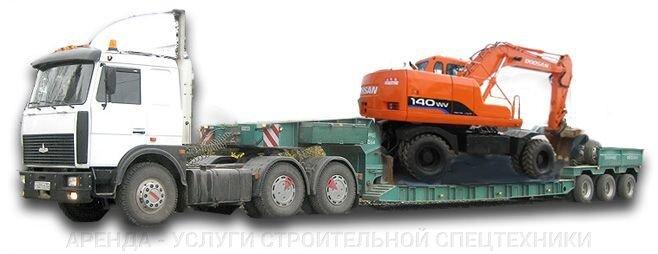 Перевозка длинномером - фото 3