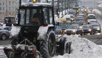 Услуги по уборке снега в Киеве - фото 2