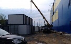 Оренда автокрана 10 тонн (КС-3575А ГЯ) - фото 1