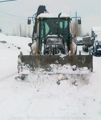 Уборка снег в Киеве - фото 3