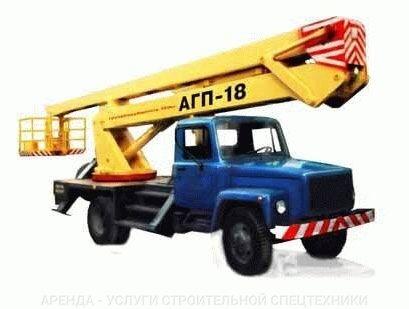 Аренда автовышки Борисполь - фото 1