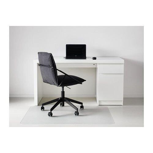 МАЛЬМ Письменный стол, белый - фото 1