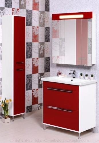 Коллекция мебели для ванных комнат Мойдодыр Париж 80
