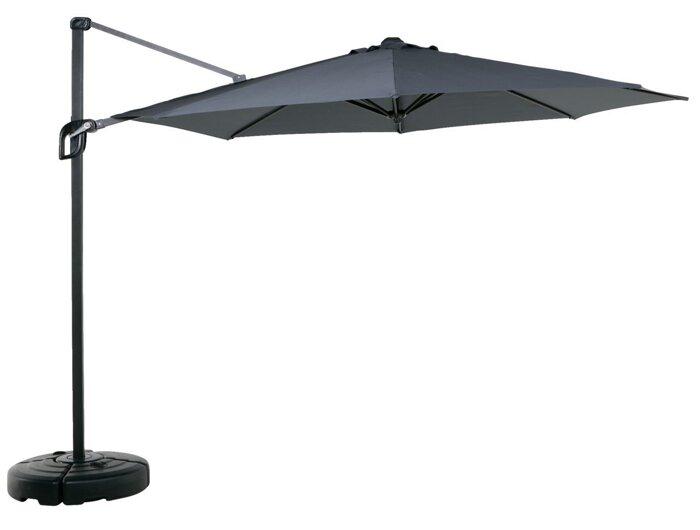 Большой садовый зонт с боковой стойкой, уличный зонт - фото pic_cd0fec6b2c889e7_700x3000_1.jpg
