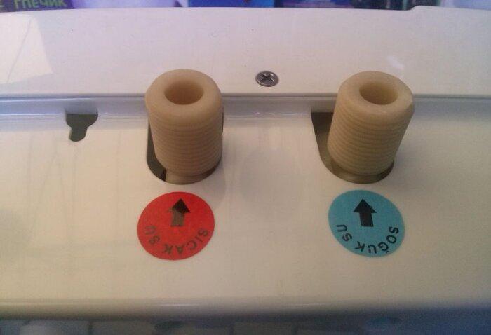 Водонагреватель проточный, электрический кран с подогревом - фото pic_3cb531cadbb8591_700x3000_1.jpg
