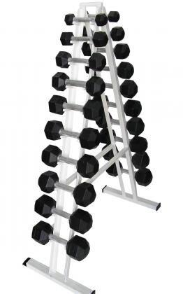 Гантельный ряд 1-10 кг со стойкой Newt Profi - фото pic_ff5375d46a61022_700x3000_1.jpg